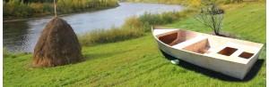Човен з фанери своїми руками