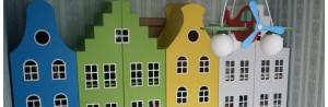 Ляльковий будиночок з фанери